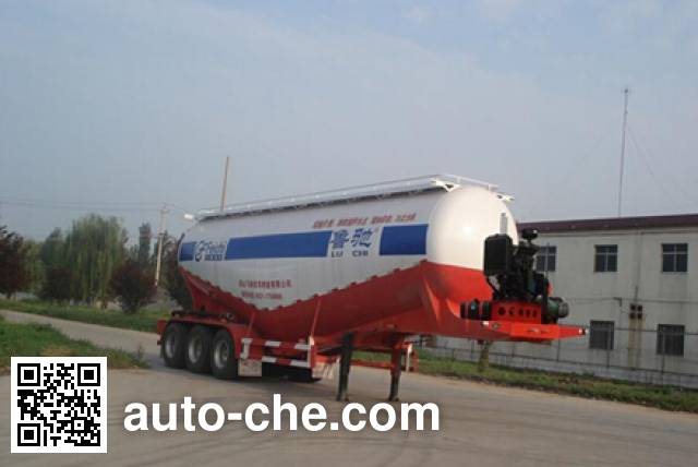 Luchi LC9400GXH ash transport trailer