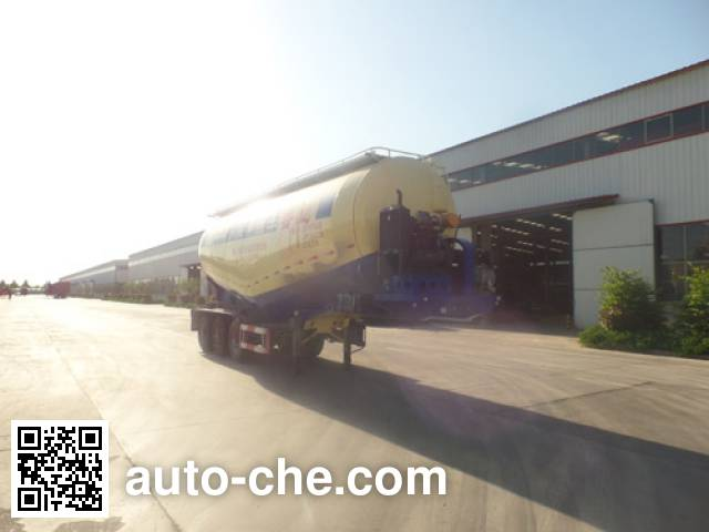 Luchi LC9400GXHD ash transport trailer