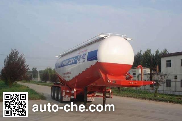 Luchi LC9401GFL medium density bulk powder transport trailer