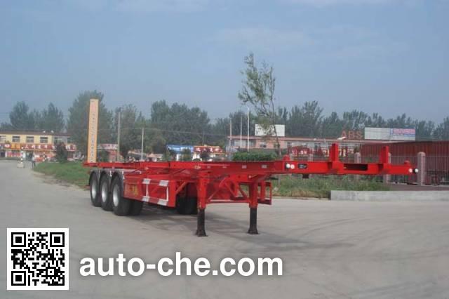 Luchi LC9401TJZG container transport trailer