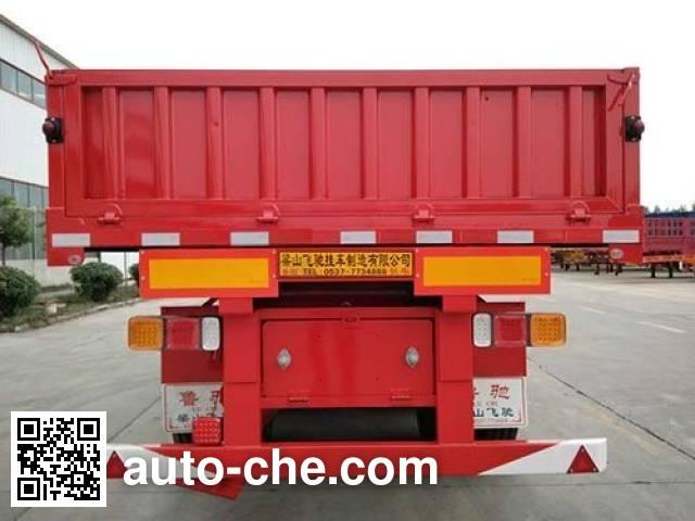 Luchi LC9402XZX dump trailer