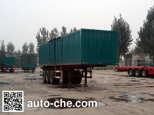 Luchi LC9403XXY box body van trailer