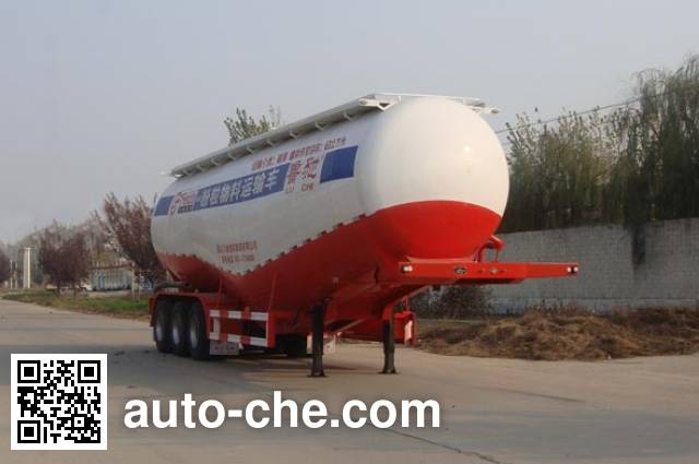 Luchi LC9404GFL low-density bulk powder transport trailer