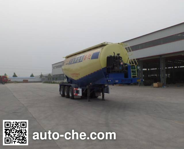 Luchi LC9404GXH ash transport trailer
