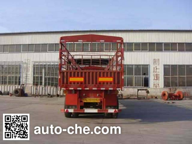 Luchi LC9407CCY stake trailer