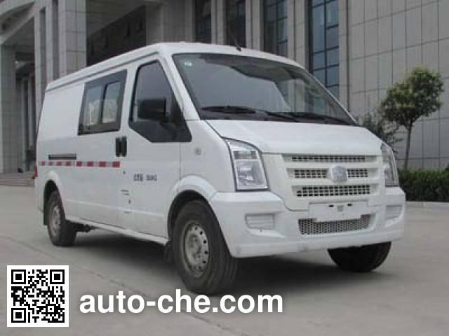 中通牌LCK5020XXY30BEV纯电动厢式运输车