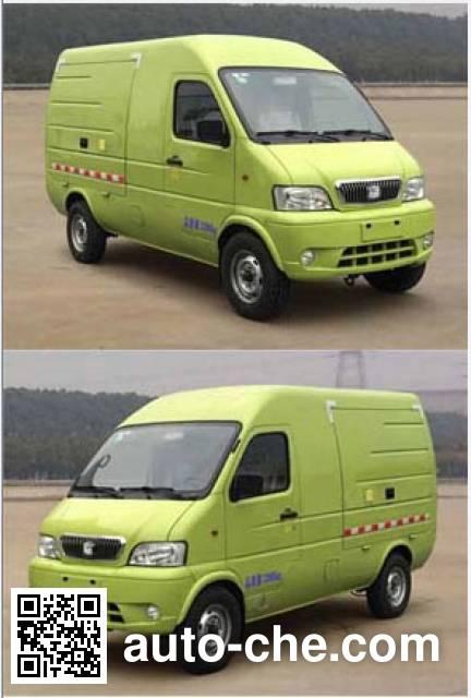 中通牌LCK5039XXYBEV1纯电动厢式运输车