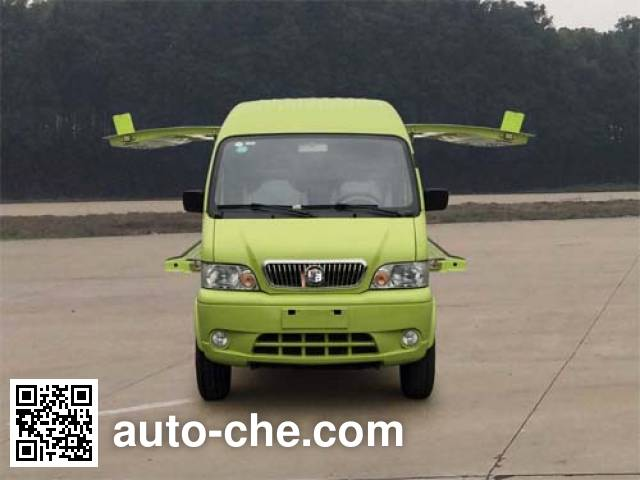 Zhongtong LCK5037XXYBEV2 electric cargo van