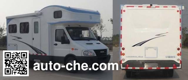 Zhongtong LCK5041XLJQ4A motorhome