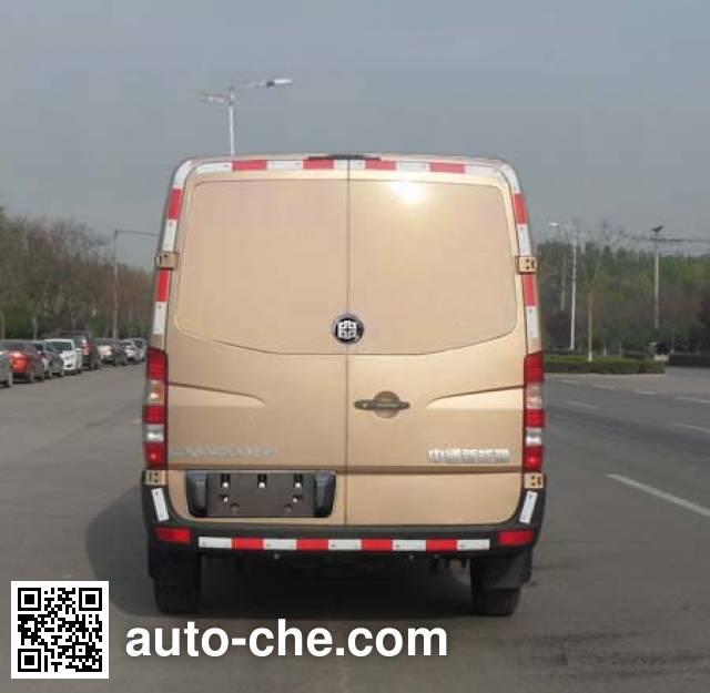 Zhongtong LCK5042XXYEV3 electric cargo van