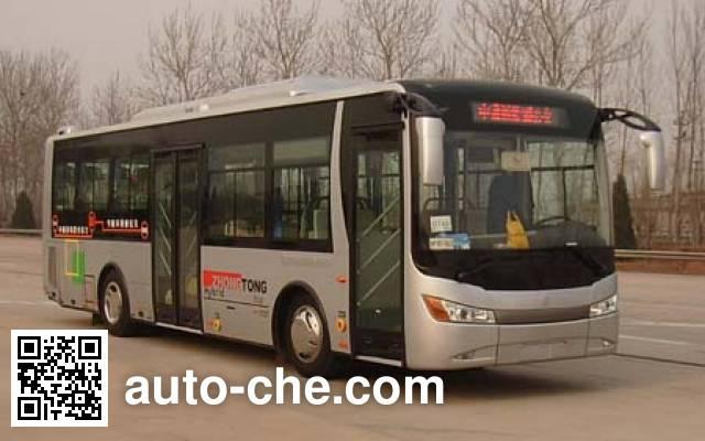 中通牌LCK6101HEV混合动力城市客车