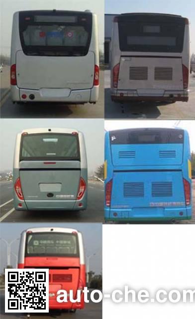 Zhongtong LCK6101HEV1 hybrid city bus
