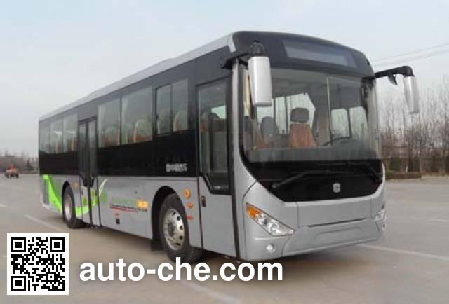 中通牌LCK6105CHEV混合动力城市客车