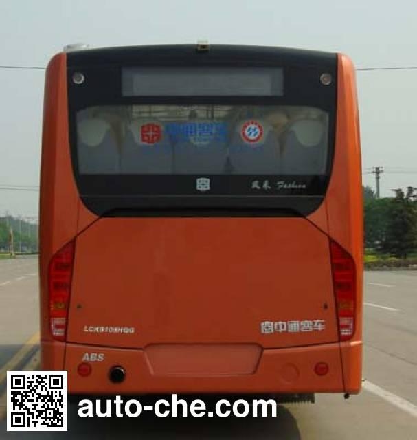 Zhongtong LCK6105HQG city bus