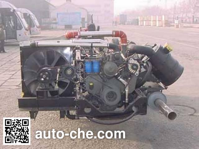 Zhongtong LCK6105RPHENV hybrid bus chassis