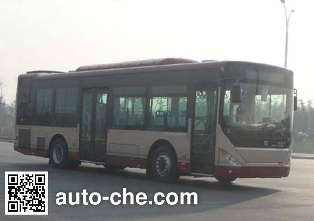Zhongtong LCK6107PHEVCG1 plug-in hybrid city bus