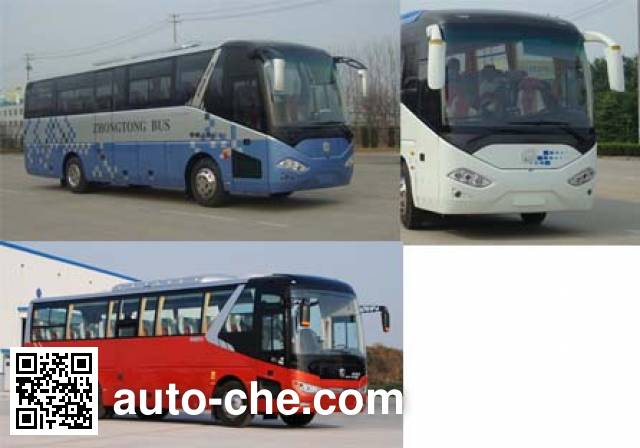 Zhongtong LCK6107HD1 bus