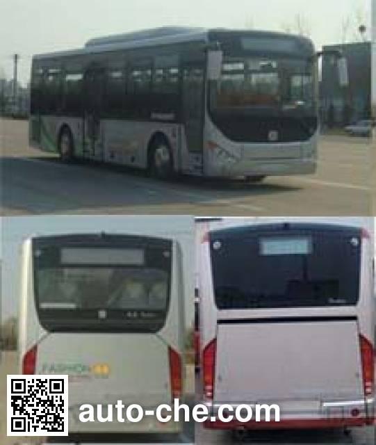 中通牌LCK6107PHEVNC插电式混合动力城市客车