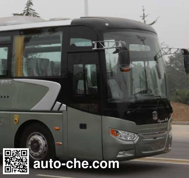 中通牌LCK6108PHEVG混合动力城市客车
