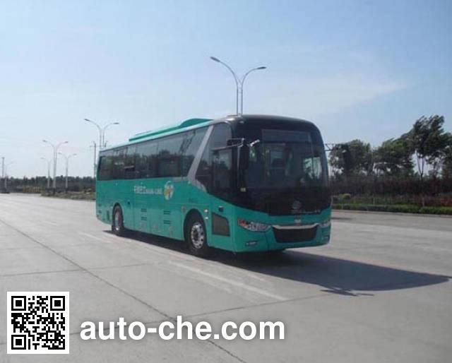 中通牌LCK6116EV纯电动客车