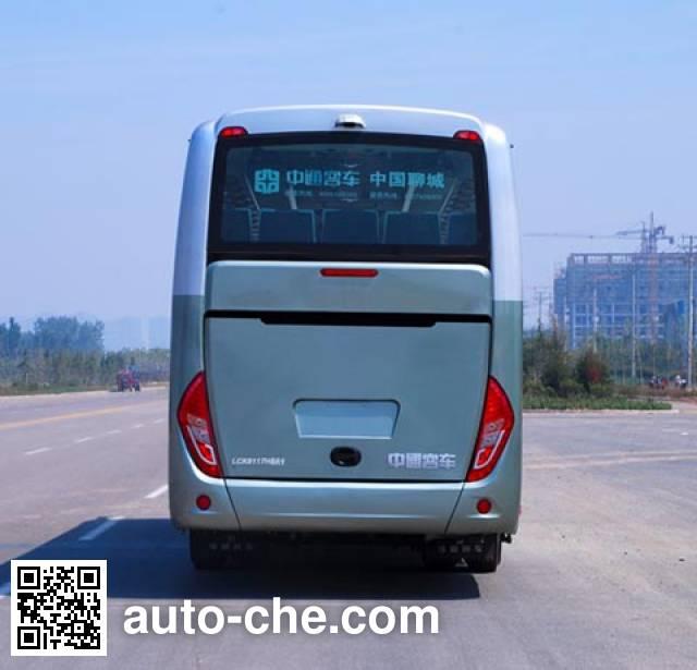 Zhongtong LCK6118H5QA bus
