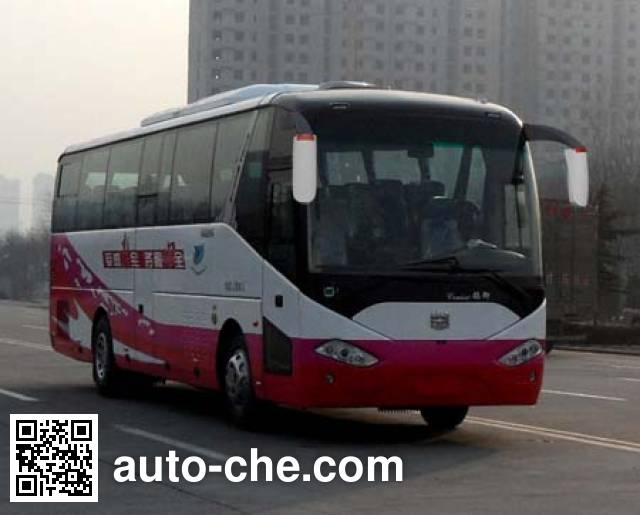 中通牌LCK6117HD1客车