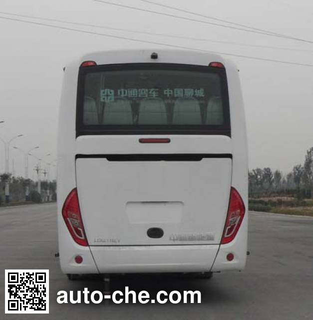 Zhongtong LCK6118EV electric bus
