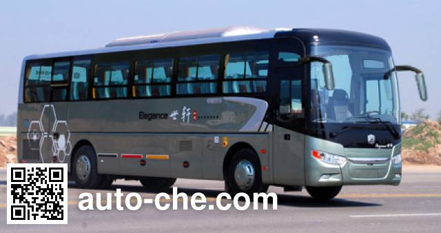Zhongtong LCK6119PHEV plug-in hybrid bus