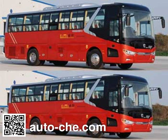 Zhongtong LCK6118PHEVG hybrid city bus