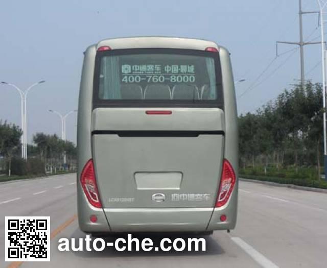 中通牌LCK6120H5T客车