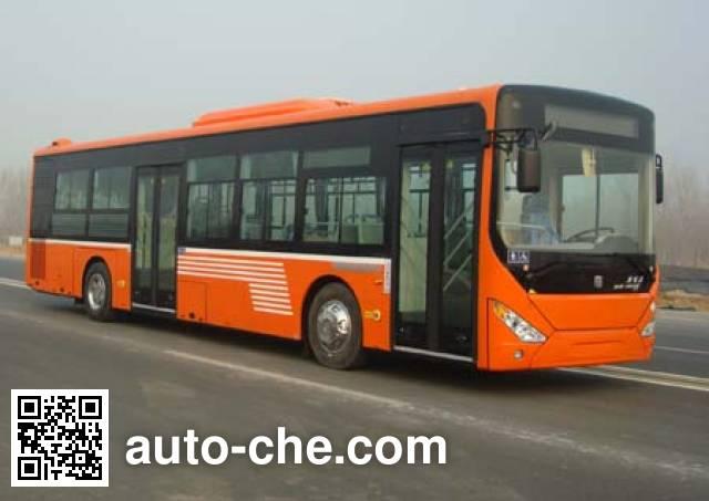 中通牌LCK6122EVG3纯电动城市客车