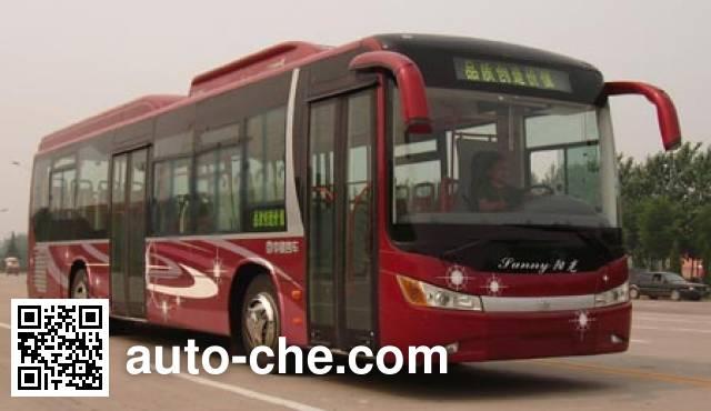 Zhongtong LCK6125G-2 city bus