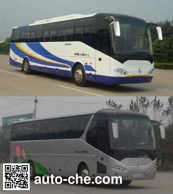 中通牌LCK6125HQCD1客车