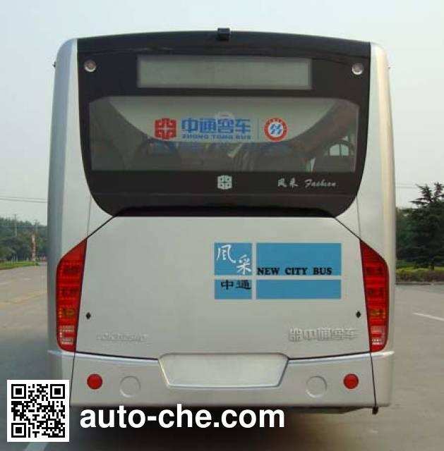 Zhongtong LCK6125HQGA city bus