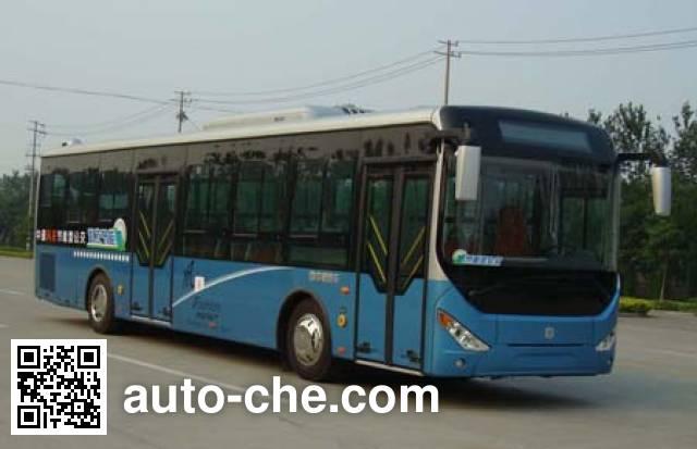 中通牌LCK6125HQGN城市客车