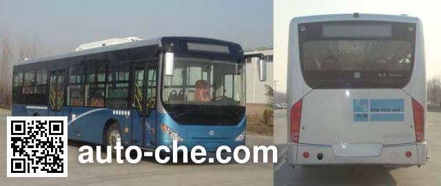 中通牌LCK6122GEV1纯电动城市客车