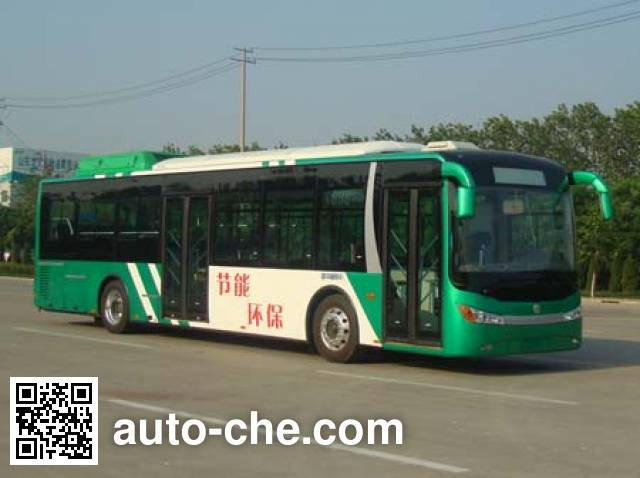 Zhongtong LCK6125PHENV1 hybrid city bus