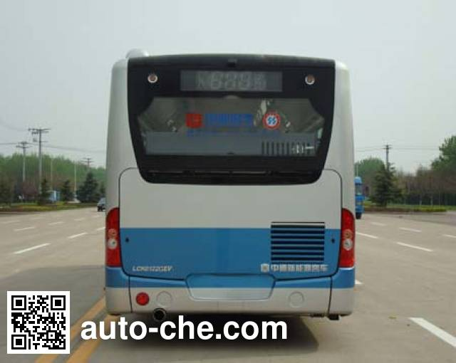 Zhongtong LCK6123CHEV hybrid city bus