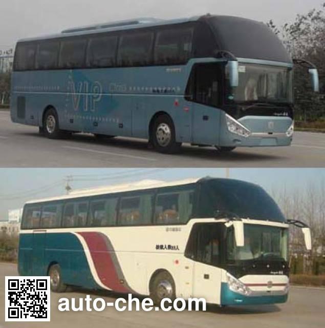中通牌LCK6128HQD1客车