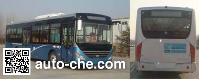 Zhongtong LCK6126PHENV hybrid city bus