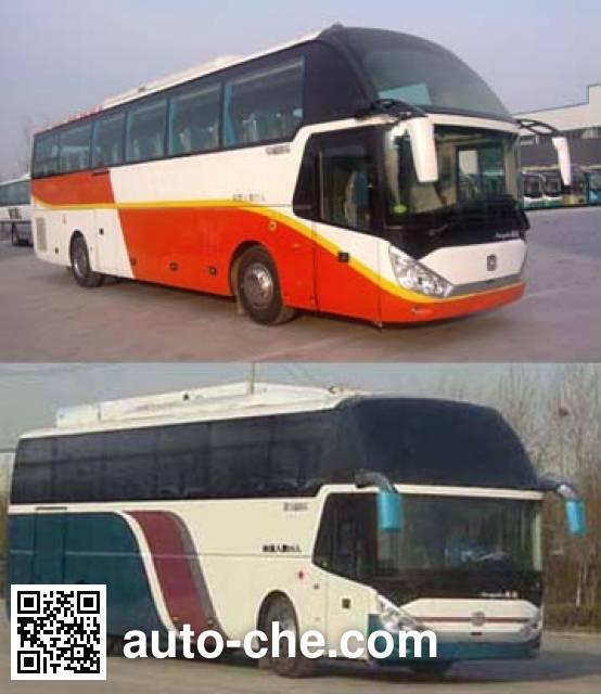 Zhongtong LCK6129HQCD2 bus