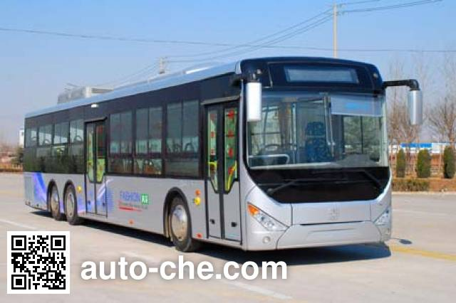 Zhongtong LCK6140HGC city bus