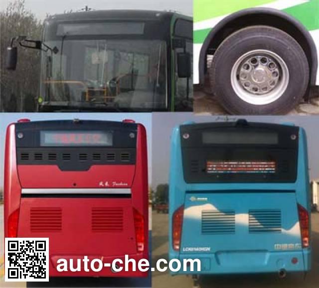 Zhongtong LCK6140HGN city bus