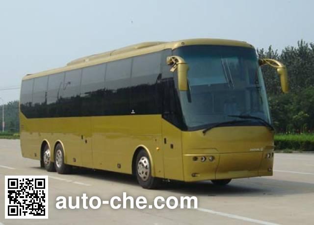 Zhongtong Bova LCK6140W-3 sleeper bus