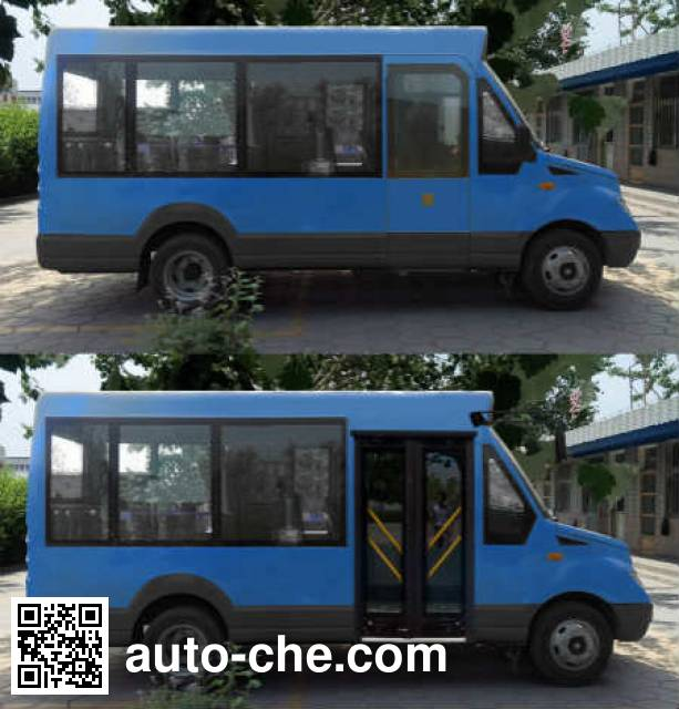 Zhongtong LCK6570D4GE city bus