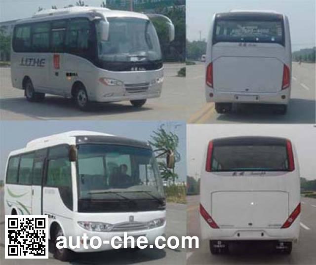 中通牌LCK6601D4H客车