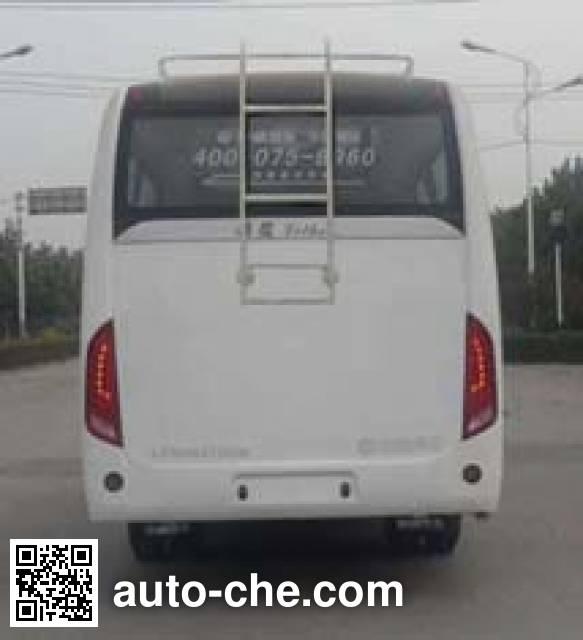 中通牌LCK6601D5E客车