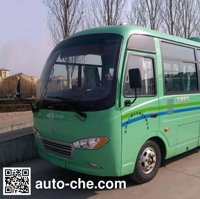 Zhongtong LCK6660D4H bus