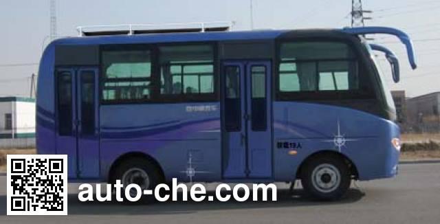 中通牌LCK6601D4E客车