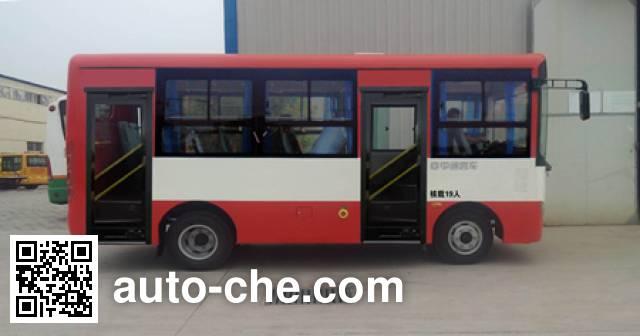 中通牌LCK6606D4GE城市客车